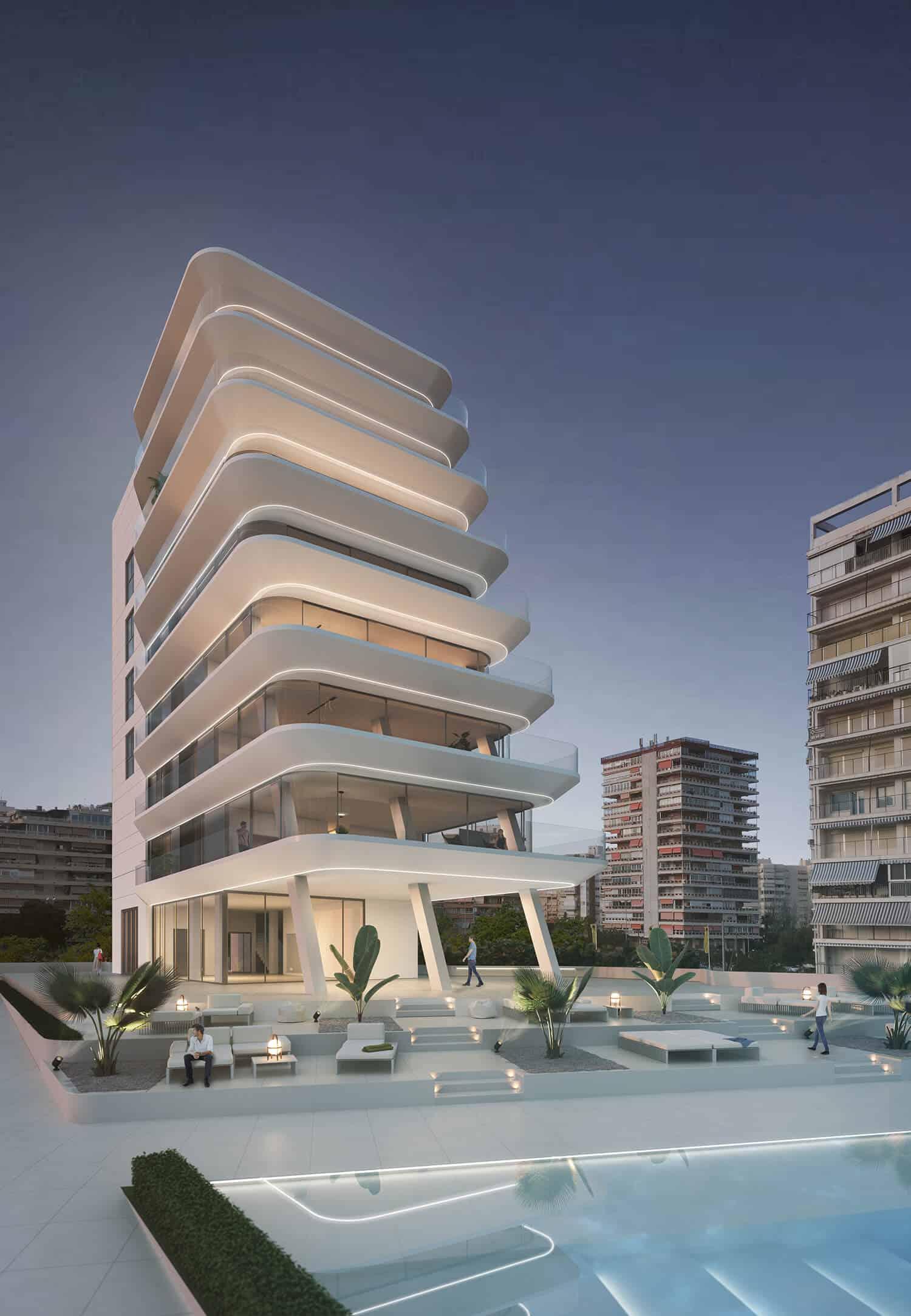 Edificio Almadraba III_Alicante
