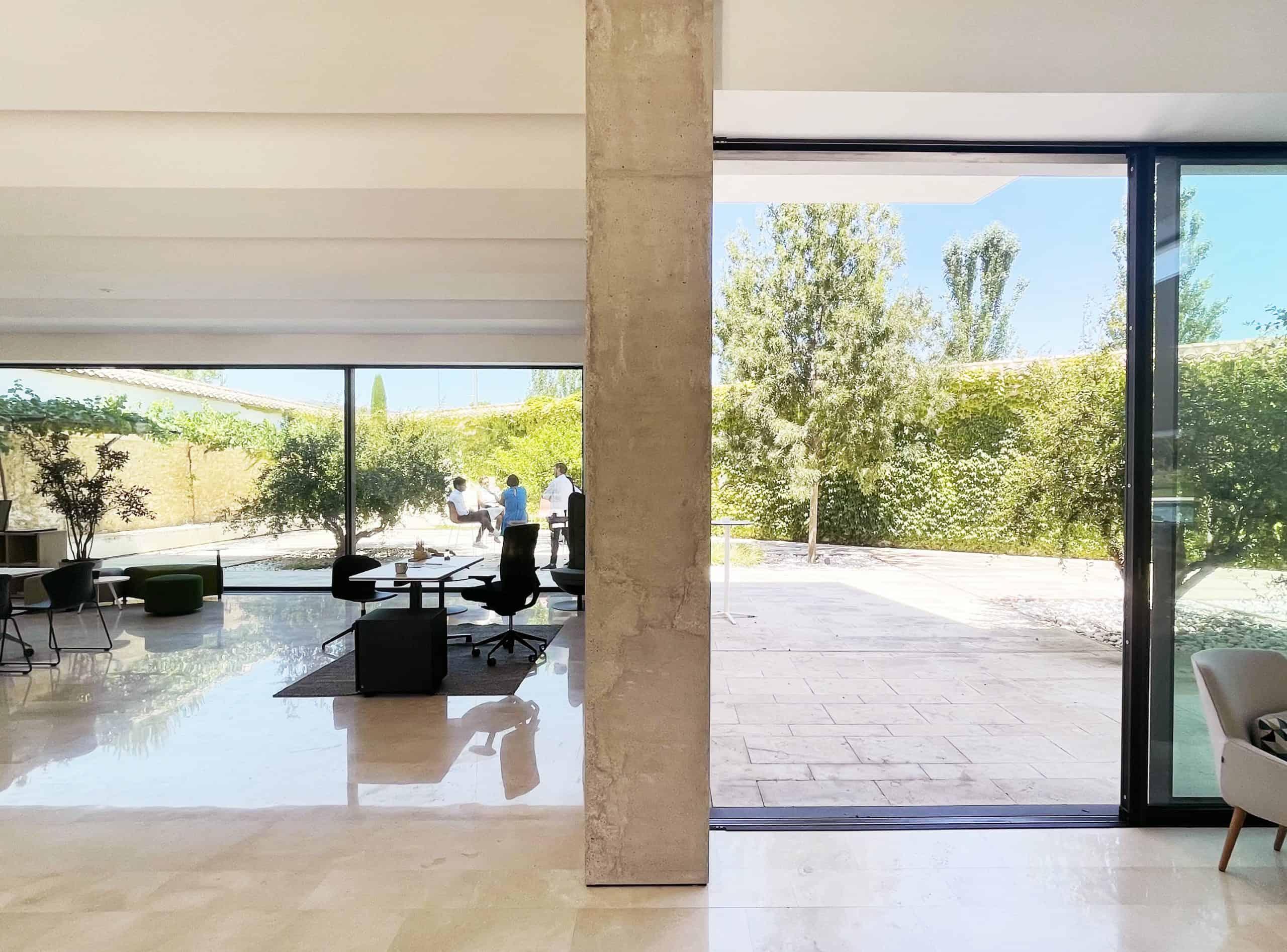 Interior La venta Arquitectura by roberto garcia